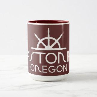 Astoria Wheel Mug