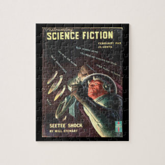 Astounding Science Fiction_ February 1949_Pulp Art Jigsaw Puzzles
