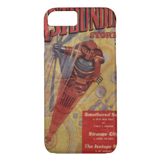 Astounding Science Fiction_ January 1936_Pulp Art iPhone 7 Case
