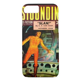 Astounding Science Fiction_ October 1940_Pulp Art iPhone 7 Case