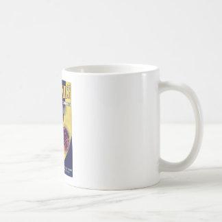 Astounding Stories - Aug 1937a_Pulp Art Basic White Mug