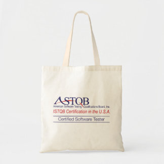 ASTQB Certified Software Tester Bag