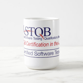 ASTQB Certified Software Tester Mug