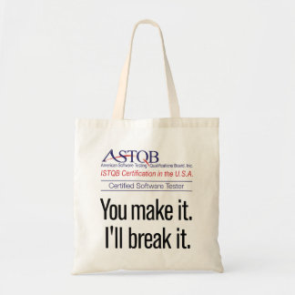 ASTQB Certified Software Tester You make it Bag