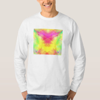 Astral Abstract Art Long-Sleeve T-Shirt