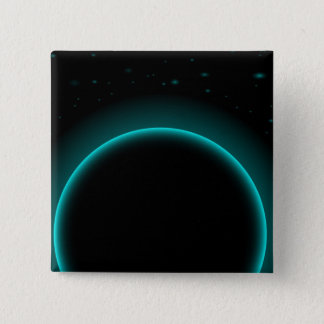 Astral Background 15 Cm Square Badge