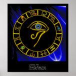ASTRAL EYE / BLUE TALISMAN