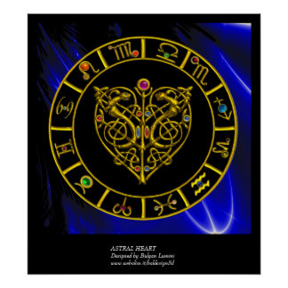 ASTRAL HEART POSTER