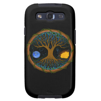 Astral Tree of Life Samsung Galaxy S3 Covers