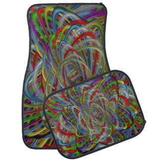 Astray Colors Car Mat