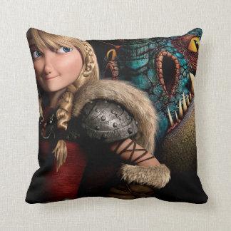 Astrid & Stormfly Cushion