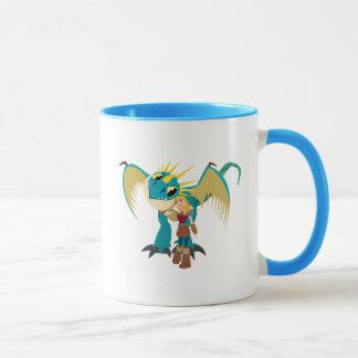 Astrid & Stormfly Graphic Mug