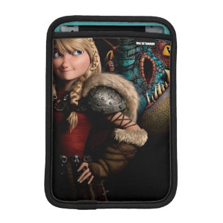 Astrid & Stormfly iPad Mini Sleeves