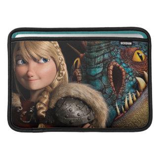 Astrid & Stormfly MacBook Sleeve