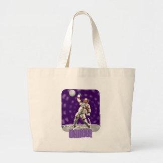 Astro Dance Totebag Jumbo Tote Bag
