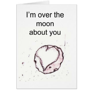 Astro-naughty Valentines Card
