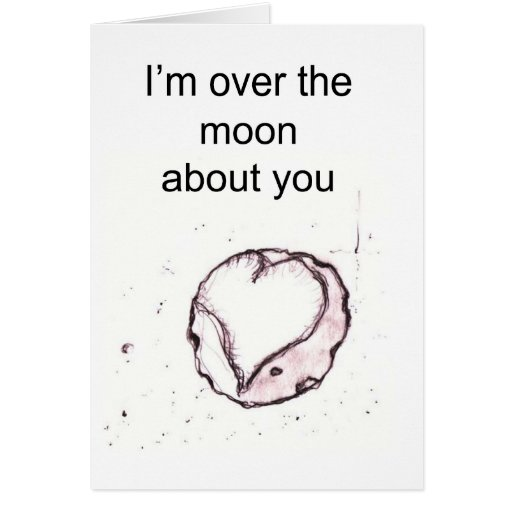 Astro-naughty Valentines Card