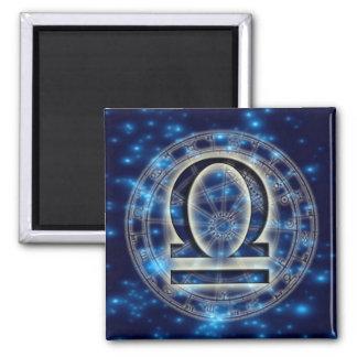 Astro Symbol Libra Magnet