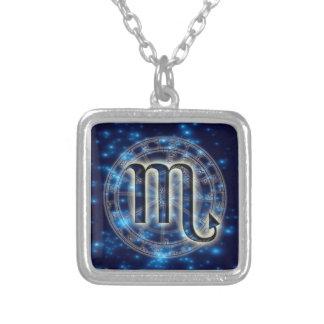 Astro Symbol Scorpio Necklace
