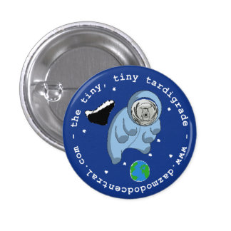 Astro Tardigrade Button