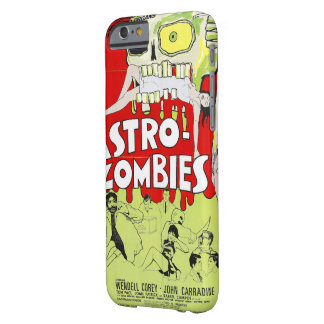 Astro Zombies Barely There iPhone 6 Case