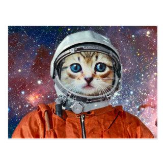Astrocat Postcard