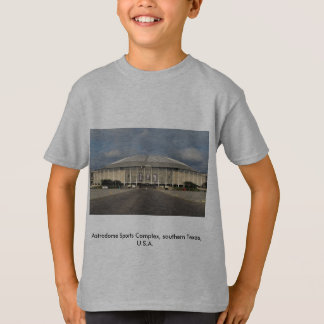 Astrodome Sports Complex, southern Texas, U.S.A. T-Shirt