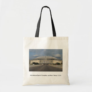Astrodome Sports Complex, southern Texas, U.S.A. Tote Bag
