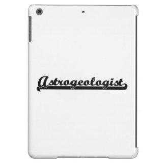 Astrogeologist Artistic Job Design iPad Air Cover