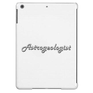 Astrogeologist Classic Job Design iPad Air Cover
