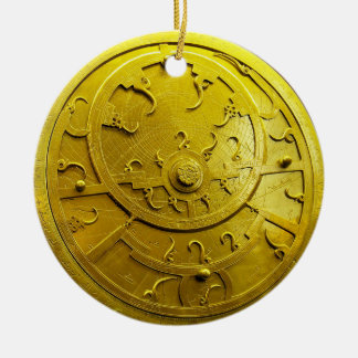 Astrolabe Christmas Ornament