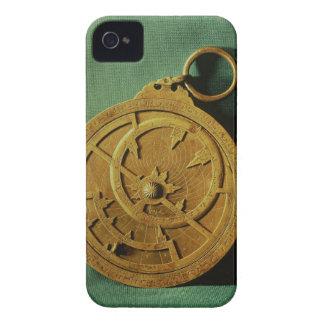 Astrolabe (copper) iPhone 4 cases