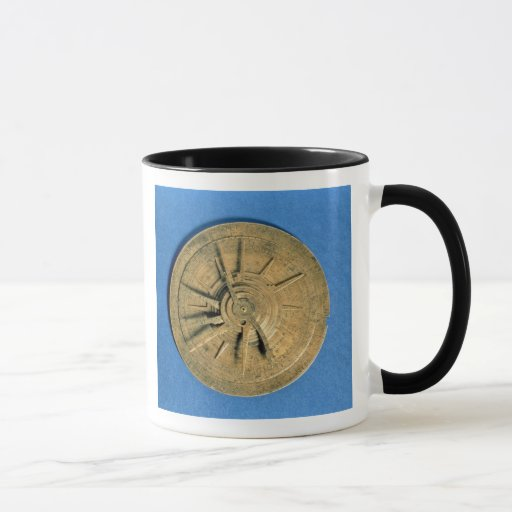 Astrolabe for calculating horoscopes, European