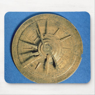 Astrolabe for calculating horoscopes, European Mouse Mat