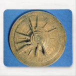 Astrolabe for calculating horoscopes, European Mouse Pad