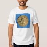 Astrolabe for calculating horoscopes, European T-shirt