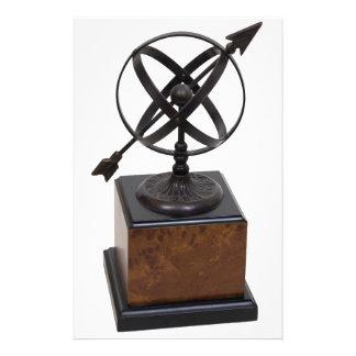 AstrolabeLrg053009 Customized Stationery