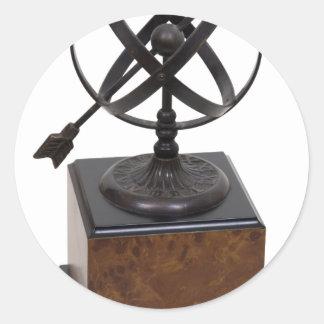 AstrolabeLrg053009 Sticker