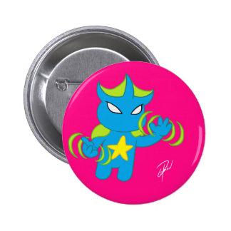 Astrollions Button Pin: Ehrik