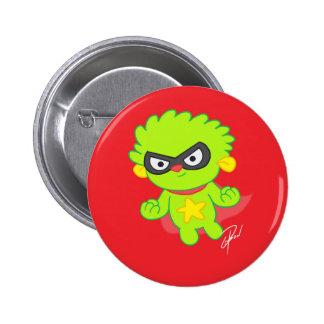 Astrollions Button Pin: Gabriel