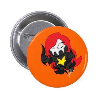 Astrollions Button Pin: Xandra