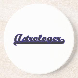 Astrologer Classic Job Design Coasters