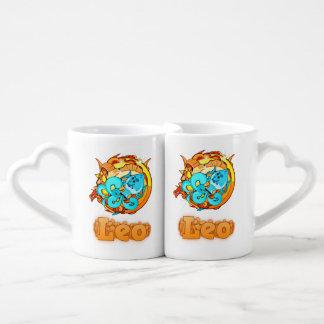 Astrological (do it yourself) lovers mug