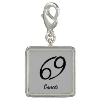 Astrological Sign Bracelet Charm Cancer