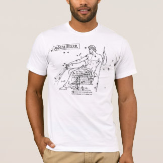 astrological-signs-5, The Water CarrierJanuary ... T-Shirt