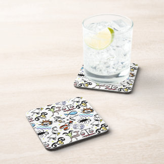 Astrological Signs of the Zodiac Coasters