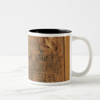Astrological tablet, from Uruk Two-Tone Coffee Mug