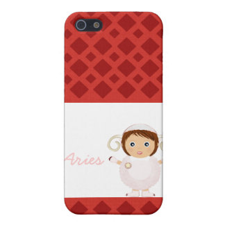 Astrology 'Aries' Starsign iPhone 5/5S Case