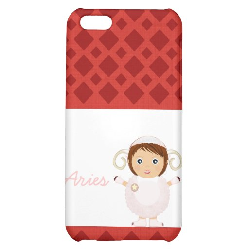 Astrology 'Aries' Starsign iPhone 5C Cases
