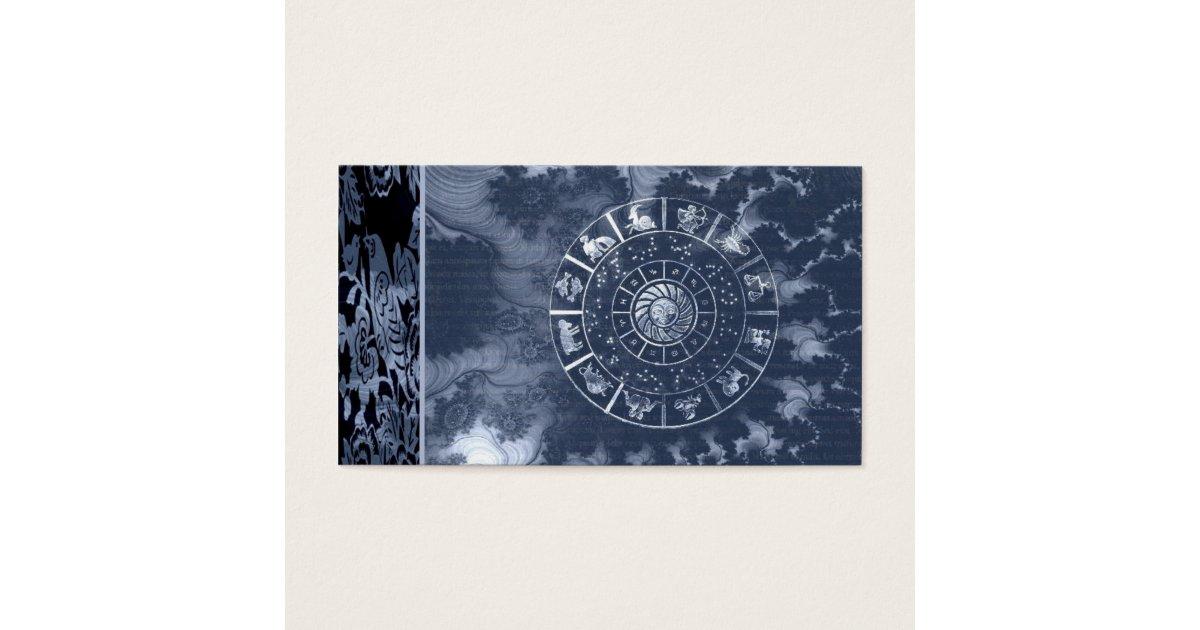 Astrology Business Card | Zazzle.co.uk